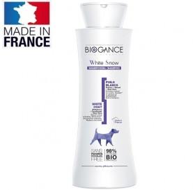 Biogance White Snow Shampoo /шампоан за бяла козина/-250мл