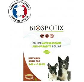 Biospotix Anti-Parasite Repellent Collar S-M /Био Противопаразитна Каишка С Репелентен Ефект/-38см