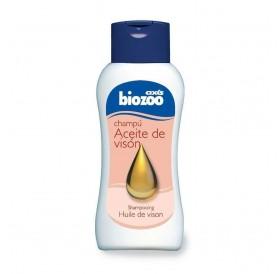 Biozoo Mink Oil Shampoo /шампоан с масло от норка/-250мл