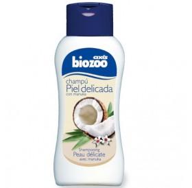 Biozoo Shampoo Delicate Skin /шампоан с екстракт от кокос за кучета с чувствителна кожа/-250мл