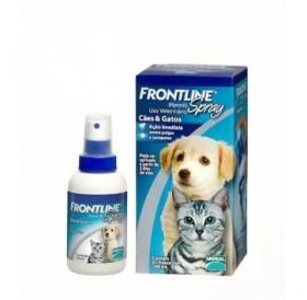 Frontline Spray /противопаразитен спрей за външни паразити при кучета и котки/-100мл