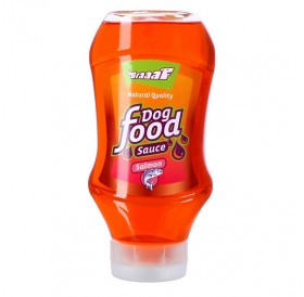 Braaaf Dog Food Sauce Salmon Oil /Сос За Кучешка Храна С Масло От Сьомга/-500мл