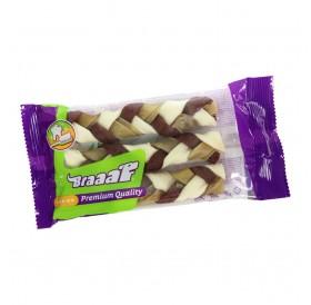 Braaaf Twister Braid /усукани плитки от кожа 12см/-3бр