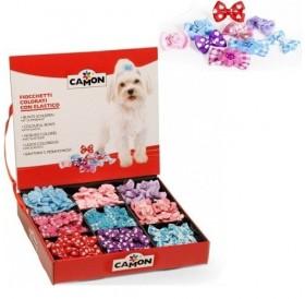 Camon Dog Bows with Elastic Band /панделка с ластик/-1бр