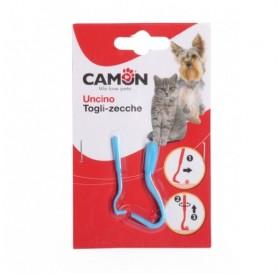Camon® Plastic Tick Hooks /пластмасова щипка за вадене на кърлежи тип Кози крак/-2бр