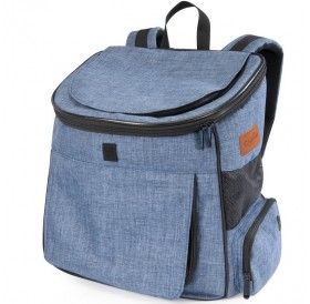 Camon Backpack Carrier Blue /Мека Транспортна Чанта (Раница)/-38x25x35см