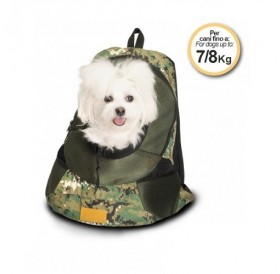 Camon® Pet Bag Digital Camouflage /раница за куче/-38х42х20см