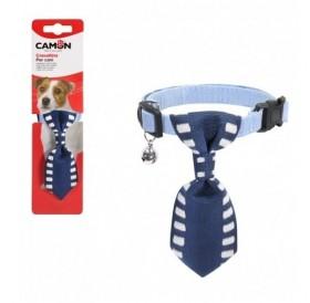 Camon Dog Collar with Necktie /нашийник за куче с вратовръзка/-4х10см
