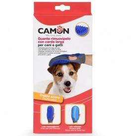 Camon Double-sided Glove /двойна ръкавица за ресане и масаж/