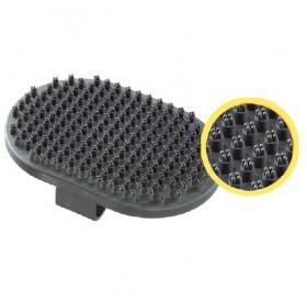 Camon® Rubber Brush /масажна гумена четка/-13см