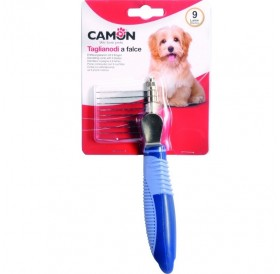 Camon Fur Tangle Cutter With 9 Blades /Гребен С 9 Режещи Зъбци/-17см