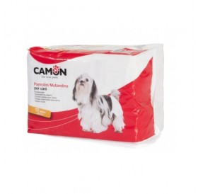 Camon® Disposable Dog Diapers S /памперси за поставяне 25-35см/-12бр