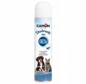 Camon Talc Spray Deodorant /дездориращ спрей с талк/-300мл