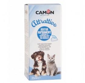 Camon Attrattivo Puppy&Kitten Trainer /обучаващ препарат за облекчаване на желаното място/-25мл