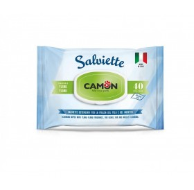 Camon Salviette Cleaning Wipes With Ylang-Ylang /Мокри Кърпички За Тяло С Аромат На Иланг-иланг/-40бр