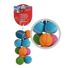 Camon Latex Ball /латексова топка за куче/-Ø9см