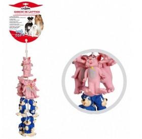 Camon Stella&Sansone Latex Toy /латексова играчка за куче/-11см