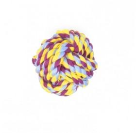 Camon® Cotton Ball Plus /играчка за куче топка от въже/-Ø6,5см