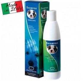 Ingenya Antibacterial Shampoo /шампоан за дълбоко почистване/-250мл