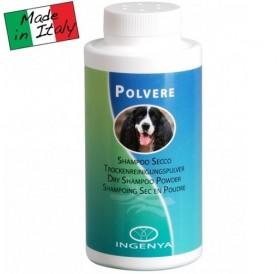Ingenya Dry Shampoo Powder /сух шампоан във вид на пудра за кучета/-150гр