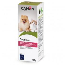Camon Flogostop /хранителна добавка срещу дерматоза и прекомерна загуба на козина/-100гр