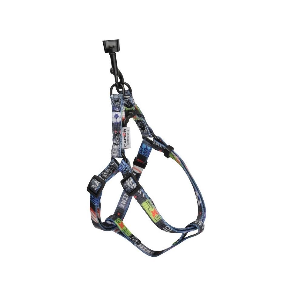 Camon Leash & Harness Sport /нагръдник с повод 1x120см/