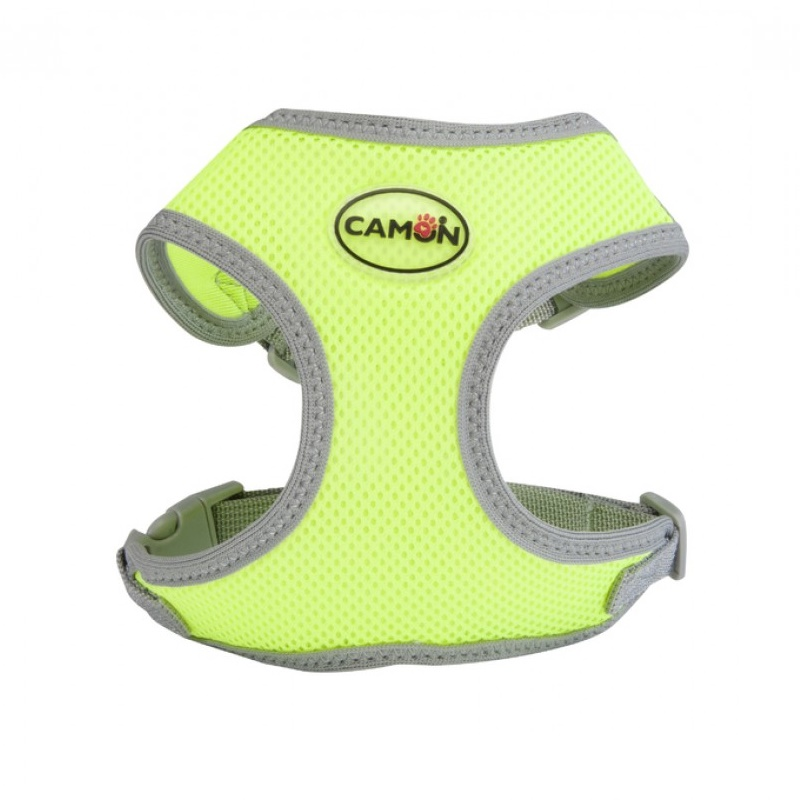 Camon Fluo Harness With Double Adjustment /Текстилен Нагръдник За Куче/