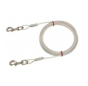 Camon Reflex Outdoor Cable /стоманено въже с винилово покритие/-6м