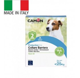 Orme Naturali Dog Barrier Collar with Neem Oil /био противопаразитна каишка за куче с репелентен ефект/-60см