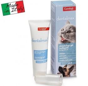 Candioli pharma DentalMax® /стоматологичен гел с хлорхексидин и четка за зъби тип напръстник/-50мл