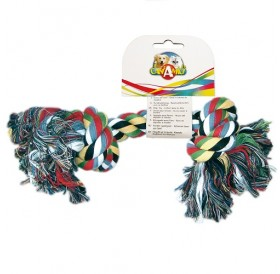 Croci Cotton Bone /играчка за куче въже/-18см