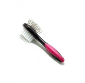 Croci Double Vanity Brush Mini /двустранна четка/-14х4,5см