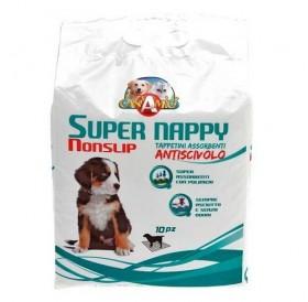 Croci Super Nappy NonSlip /памперс постелка 60х60/-10бр