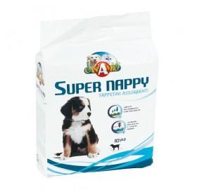 Croci Super Nappy /памперс постелка 60х60/-10бр