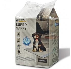 Croci Absorbent Super Nappy 60x60 /Абсорбиращи Подложки (Памперси) 60х60см/-10бр
