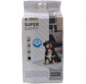 Croci Absorbent Super Nappy 60x90 /Абсорбиращи Подложки (Памперси) 60х90см/-10бр