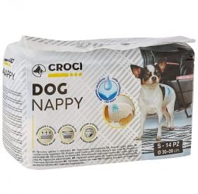 Croci Dog Nappy Small /Памперс-Гащи 23-25см/-14бр