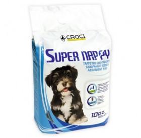 Croci Super Nappy /памперс постелка 60х40см/-10бр