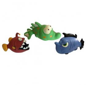 Croci Latex Toy Piranha /играчка за куче пираня/-19см