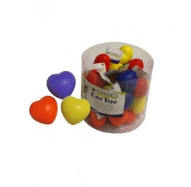 Croci Toy Hearts /играчка за куче/-2,5см