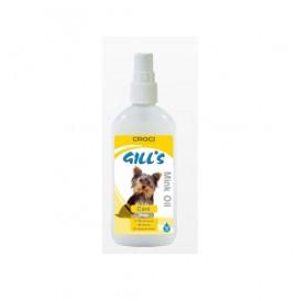 Croci Gill's Mink Oil Spray /спрей с масло от норка за лесно разресване за кучета и котки/-150мл