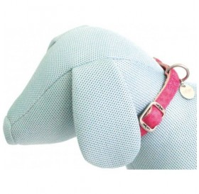 Croci My Lord Collar Pink XSmall /нашийник за куче 10мм/-20-30см
