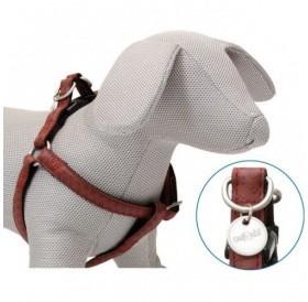 Croci My Lord Harness Bordeaux XSmall /нагръдник за куче 10мм/-25-40см