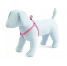 Croci My Lord Harness Pink XSmall /нагръдник за куче 10мм/-25x40см