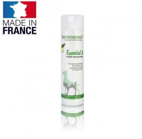 Dermoscent® Essential 6® Sebo Shampoo /регулиращ шампоан за кучета и котки със себо-керативни проблеми/-200мл