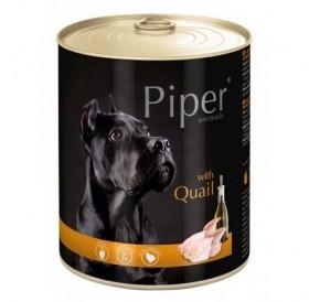 Dolina Noteci Piper Adult with Quail /храна за израснали кучета с пъдпъдък/-400гр