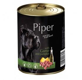 Dolina Noteci Piper Adult with Game and Pumpkin /храна за израснали кучета с дивеч и тиква/-400гр