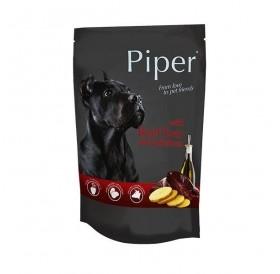 Piper Animals Dog Adult With Beef Liver And Potatoes /Храна За Израснали Кучета С Телешки Черен Дроб И Картофи/-150гр