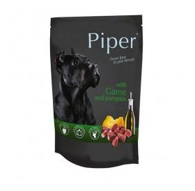 Piper Animals Dog Adult With Game And Pumpkin /Храна За Израснали Кучета С Дивеч И Тиква/-150гр