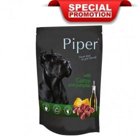 Piper Animals Dog Adult With Game And Pumpkin /Храна За Израснали Кучета С Дивеч И Тиква/-10х150гр
